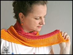 Menehune scarf