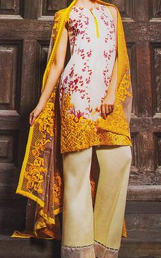 Pakistani Formal dresses  brings you premium prints in various colors. The colors are fresh and are presented according to the prevailing trends this season. We have the largest online collection of stitched cotton lawn suits at attractive prices. Visit Here For More Info http://www.786shop.com/dresses/designer-lawn.asp