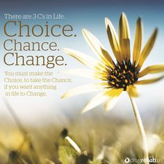 Choice Chance Change - Die Drug-Free - DrugRehab.us