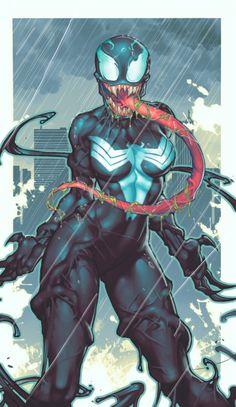 She-Venom | Chuck Pires