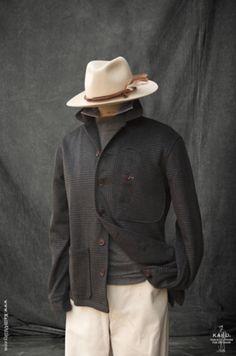 Kai D Utility — Outerwear Tweed Jacket Men, Work Jackets, Men's Jackets, Gentleman Style, Gossip Girl, Stylish Outfits, Kai, What To Wear, Vintage Fashion