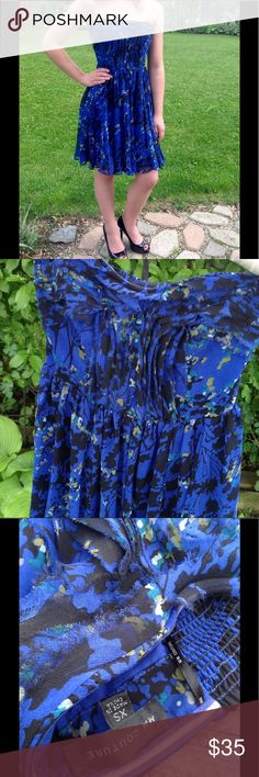 MM Couture Strapless Dress This dress is in amazing condition!! Worn once. MM Couture Dresses Strapless