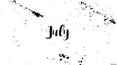 #freebie #wallpaper #freebies #freebiefriday #black #white #minimal #july #calendar #desktop #background #forfree #free #kostenlos #download