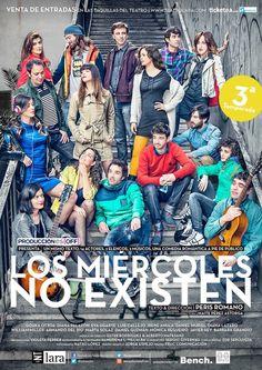 LOS MIÉRCOLES NO EXISTEN en el Teatro Fígaro