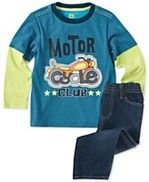 Infant Boys, Baby Boys, Kids Headquarters, Clothing Sets, Baby Boy Outfits, Outfit Sets, Free Shipping, Tees, Mens Tops