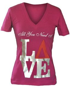 all you need is L∆VE