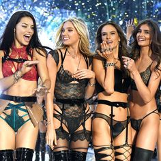 The Workout Moves Victoria's Secret Angels Swear By