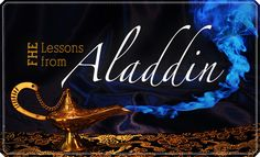 FHE Lessons from Aladdin