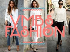 VMBS FASHION: 4 Ways To Wear Your Favorite Button-Down Shirts