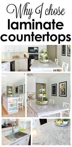 New Kitchen Countert