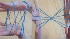 STRING GAMES - YouTube