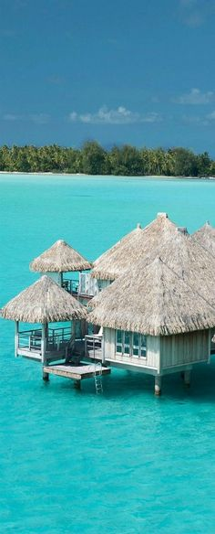 St. Regis, Bora Bora - Faanui, Leeward Islands, French Polynesia