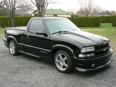 2000 Chevy S10 Xtreme  Standard Cab  Fleetside  Vehicles to