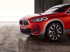 BMW's X2 SUV concept is a sportier alternative to the X1 | The Verge