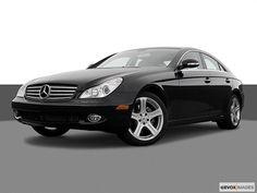 #Mercedes-Benz #CLS500 Base Sedan 4-Door 5.0L