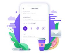 Interactive Screen Design Mobile Ui Ideas For 2019 Mobile App Design, App Ui Design, Interface Design, User Interface, Motion Design, Blockchain, Ui Buttons, Best Ui Design, Mobiles