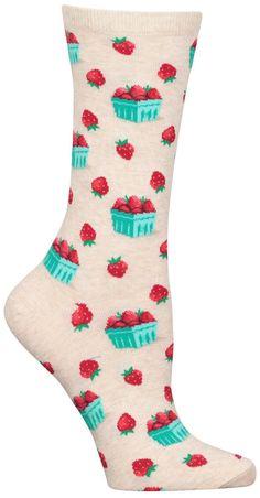 Oh Deer Trouser Crew Socks Green New Women/'s Size 9-11 Sock it To Me Fashion