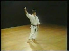 Sochin - Shotokan Karate - YouTube
