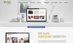 #Site Of The Day 29 Jan 2017 WebWorks Agency http://www.designnominees.com/sites/webworks-agency