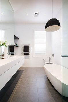 Bathrooms should be a place of escapism and relaxation – somewhere to unwind at the end of a long day. We've put together the 'do's and don'ts' of modern bathroom design, so you can create a blissful…MoreMore #RemodelingGuide