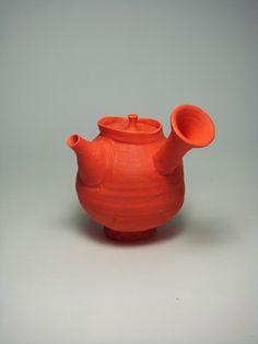 Takuro Kuwata ceramics piece. Playfull and joyfull