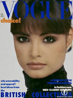 Talisa Soto for Vogue Vogue Magazine Covers, Fashion Magazine Cover, Vogue Covers, Fashion Now, Fashion Models, Talisa Soto, 1990s Supermodels, Bond Girls, Vogue Uk