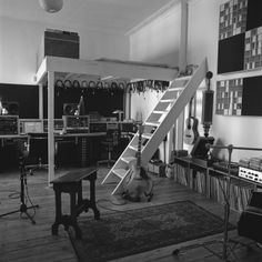 Nils Frahms Durton Studio