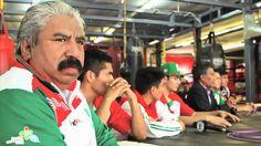 Daniel Ponce de León le da la bienvenida al seleccionado mexicano de boxeo.