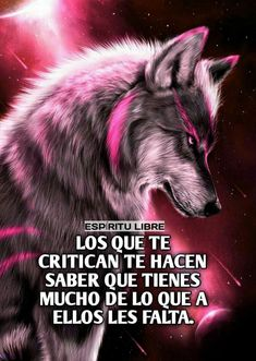 Diva Quotes, Wolf Artwork, Wolf Quotes, Joker Quotes, Wolf Life, Positive Phrases, Quotes En Espanol, Card Sayings, Sad Life