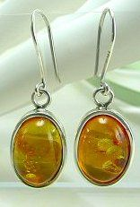"Amber. I like simple, bold ""statement"" pieces. I am not a ""dainty jewelry"" kinda gal....."