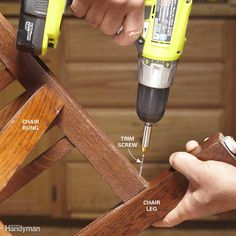 10-Minute House Repair and Home Maintenance Tips Simple solutions to household headaches that take 10 minutes or less - these house repairs are quick and easy.