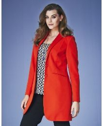 Mix & Match Longline Blazer Length 33in All sizes up to Plus size 28