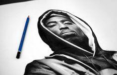 Pencil Portraits / Zoran Nova