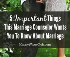 You think you know all there is to know about marriage? Think marriage experts know everything about communication? This marriage tip challenges everything.