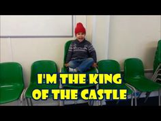 I'm The King Of The Castle