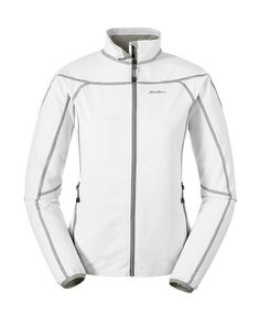 Shop women's sandstone soft shell jacket in First Ascent at Eddie Bauer. Soft Shell, Outdoor Outfit, Eddie Bauer, Motorcycle Jacket, Shells, Suits, Jackets, Stuff To Buy, Clothes