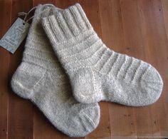 """Купить Носки вязаные (натуральная шерсть) """"Хюгге"""" в интернет магазине на Ярмарке Мастеров"""