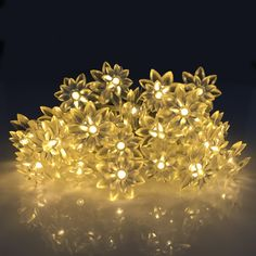 Find More Solar Lamps Information about 6M 30LEDs Solar LED Lamp Outdoor Waterproof Lighting Christmas Holiday Party  Decoration Colorful Lotus Fairy Lights,High Quality decorative tube lighting,China light eyeshadow Suppliers, Cheap light real from Shenzhen Raysflt Technology Co.,Ltd on Aliexpress.com