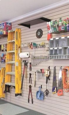 The Ultimate Solution To Garage Organization - Check Out THE PIC for Lots of Garage Storage and Organization Ideas. 59829559 #garage #garageorganization