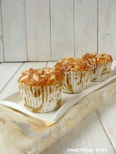Smak Mojego Domu: Cytrynowe muffinki z ananasem