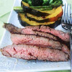 Instant Pot Marinated Steak