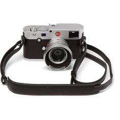 Leica M240 Camera Designed Exclusively for MR PORTER. Marking their 5th Birthday