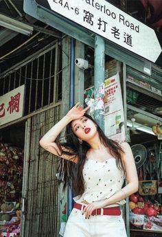 HyunA for Allure Magazine July Issue Triple H, Uee After School, Seungyeon Kara, Seoul, Hyuna Fashion, Women's Fashion, Rapper, Female Monster, Hyuna Kim