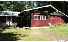 LakePlace.com - MLS 904354 - $129,900 Cabins For Sale, Shed, Outdoor Structures, Home Decor, Lean To Shed, Decoration Home, Room Decor, Backyard Sheds, Coops