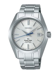 Grand Seiko, Mechanical Hi-beat Watch, with 37 jewels and sapphire crystal, SBGH001  www.SeikoUSA.com