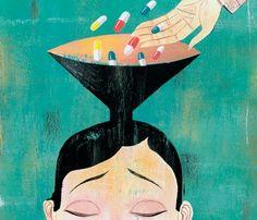 problem: overuse of psychiatric drugs  especially in kids #nurse