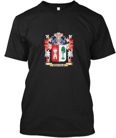 Castelo Coat Of Arms   Family Crest Black T-Shirt Front - This is the perfect gift for someone who loves Castelo. Thank you for visiting my page (Related terms: Castelo,Castelo coat of arms,Coat or Arms,Family Crest,Tartan,Castelo surname,Heraldry,Family Reunio ...)