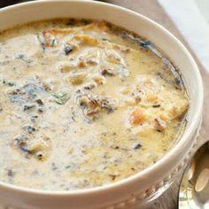 Cream of Mushroom Soup Recipe | Yummly
