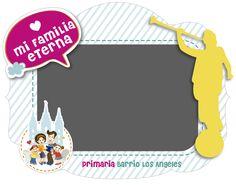 Diseñé este lindo marco GIGANTE para fotos FAMILIARES! ideales para la presentación de la PRIMARIA :)