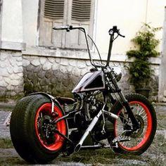 Kustom Kulture Bobbers n Choppers. http://facebook.com/pages/Bobbers-N-Choppers/692592350777487 and/or http://instagram.com/bobbers_n_choppers/?hl=en